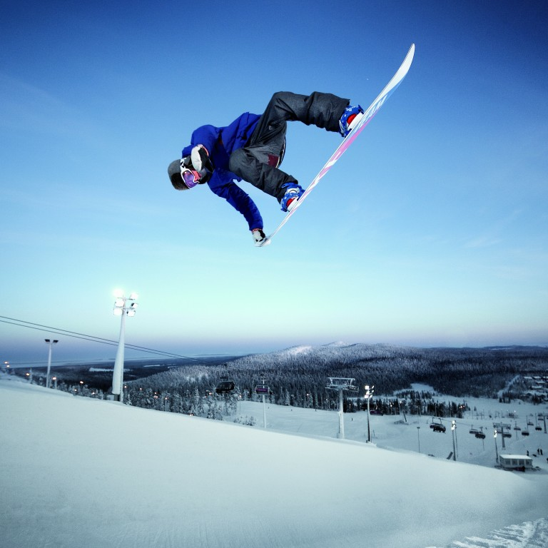 Kinos Freestyle Snowboard Camp #2