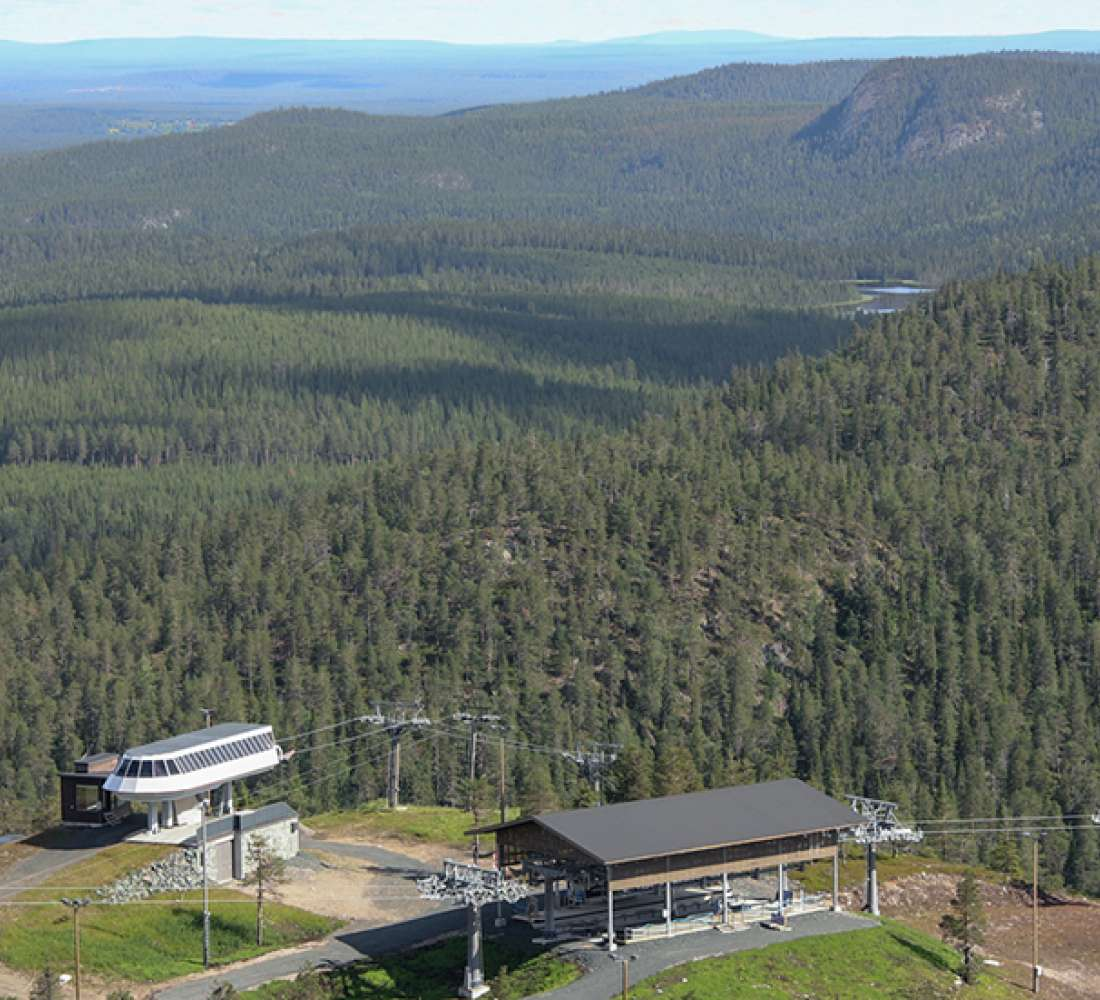 Ruka receives Sustainable Travel Finland -label
